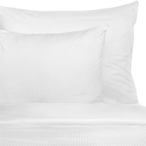 June fehér damaszt ágyneműhuzat