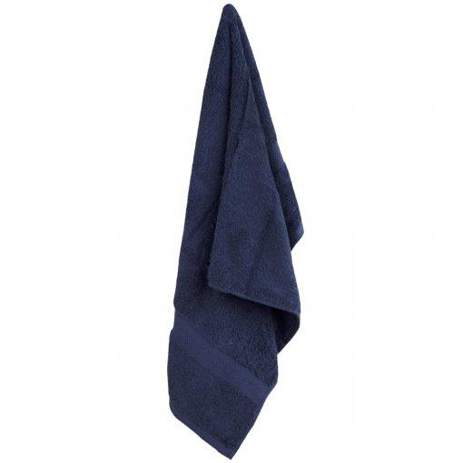 Z. Textile Indigókék frottír törölköző
