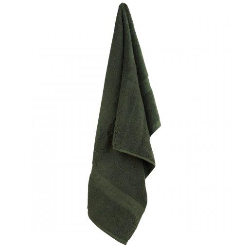 Z. Textile Olajzöld frottír törölköző