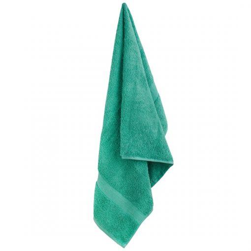 Z. Textile Smaragdzöld frottír törölköző