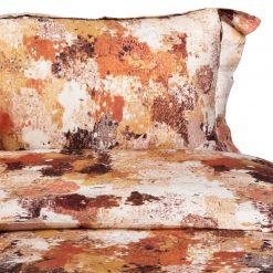 Oak pamutszatén ágyneműhuzat