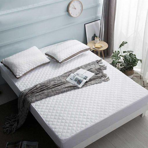 Steppelt vízhatlan matracvédő oldalanyaggal